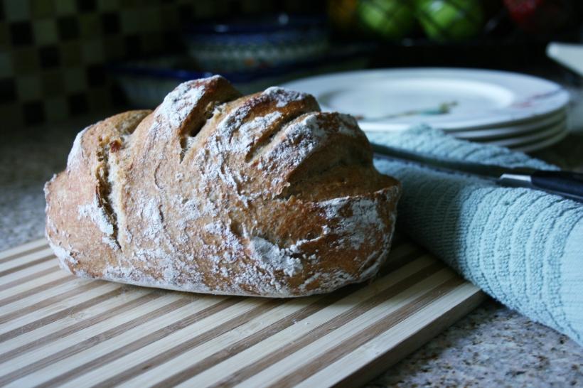 Artisan Bread DIY {Saving Up for Disney}