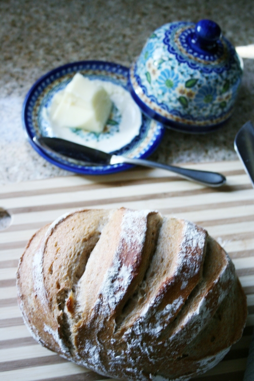 Artisan Bread at home {Saving up for Disney}