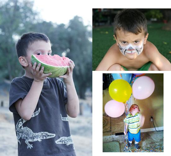 Backyard carnival fun for summer {Saving up for Disney}