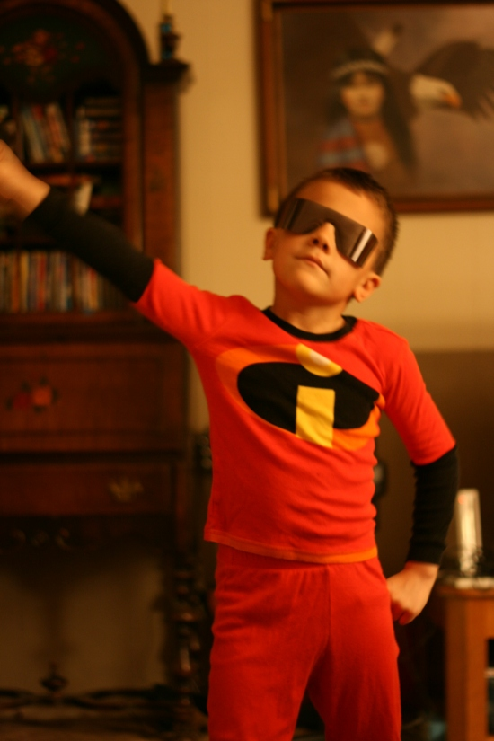 My Mr. Incredible