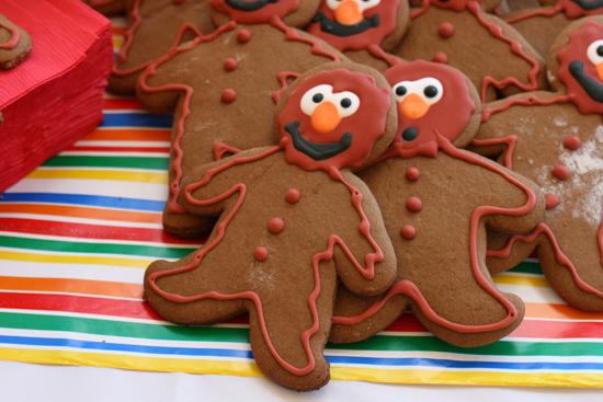 Elmo-breadmen!