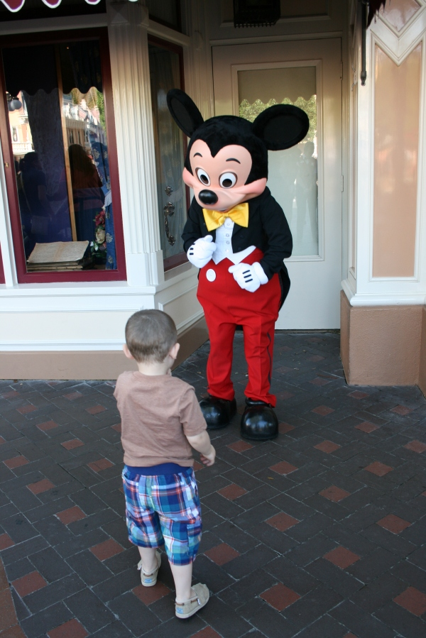 Disneyland with Toddlers -Top tips!