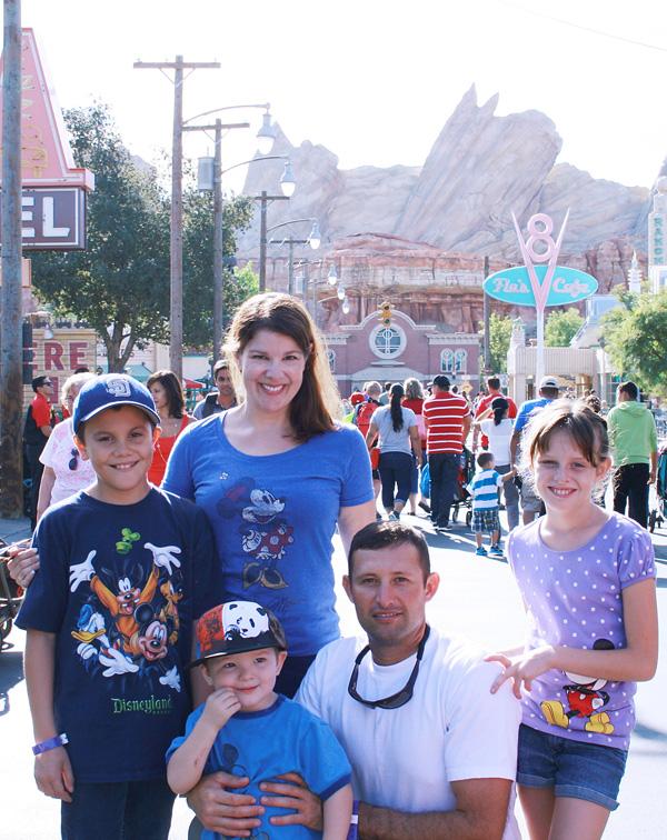 Carsland at Disney's California Adventure #Halloweentime