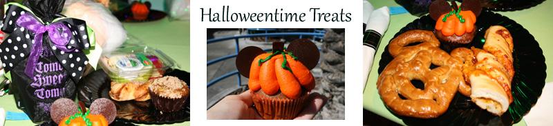 Family Media Day #Halloweentime treats at Disneyland
