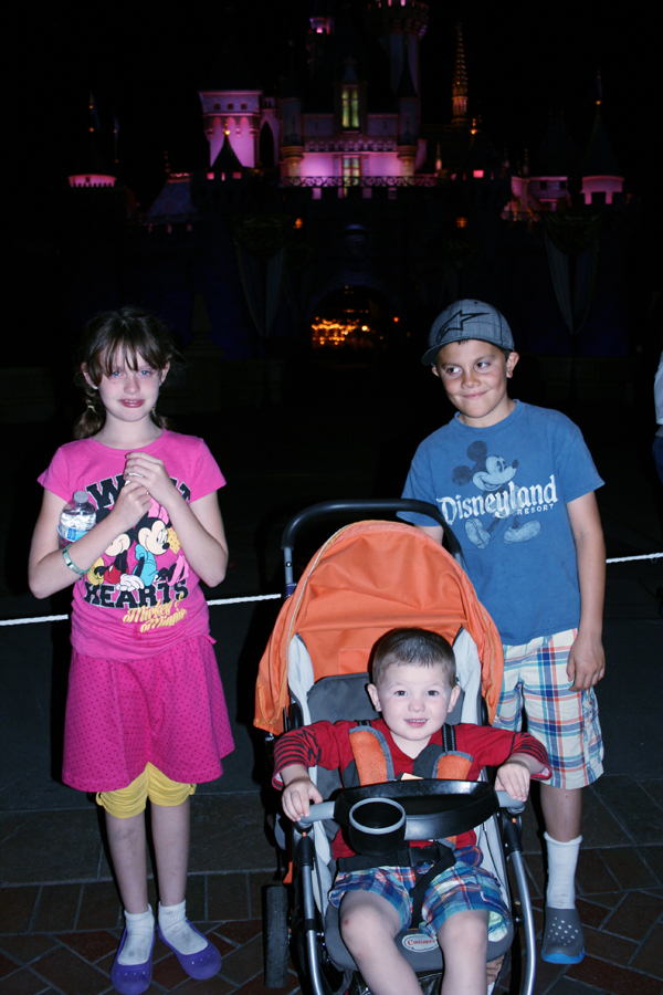 Tips for avoiding the dreaded Disneyland Meltdown