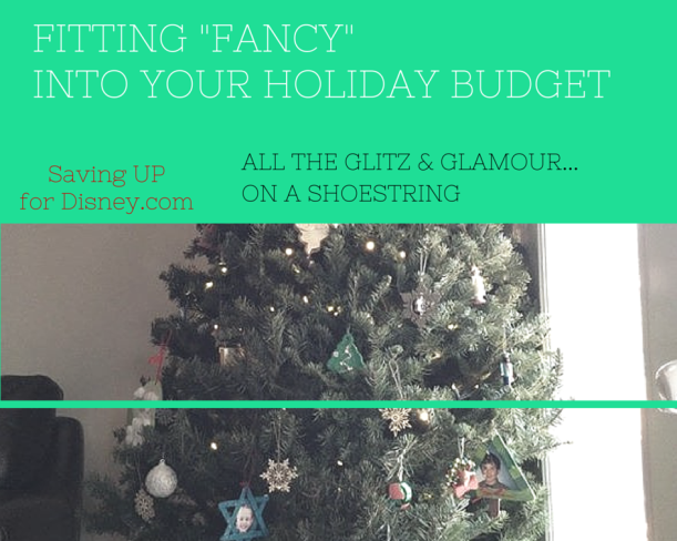Ideas for capturing holiday glitz on a tight budget