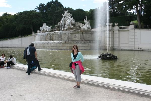 Trekking through Europe in my Hi-Tec sandals